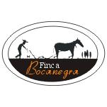 logotipo finca bocanegra